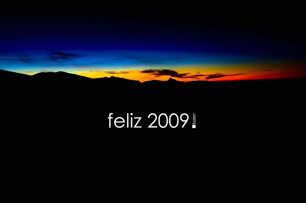 Feliz 2009!!