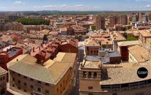 Nuevo proyecto panorámio en Huesca