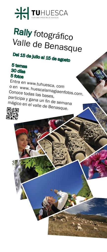 """Rally fotográfico """"Valle de Benasque"""""""
