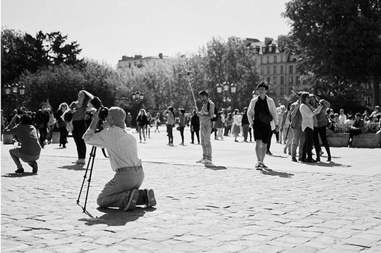 La fotografía terapéutica, una forma de llamar al efecto positivo que tiene hacer o mirar fotografías