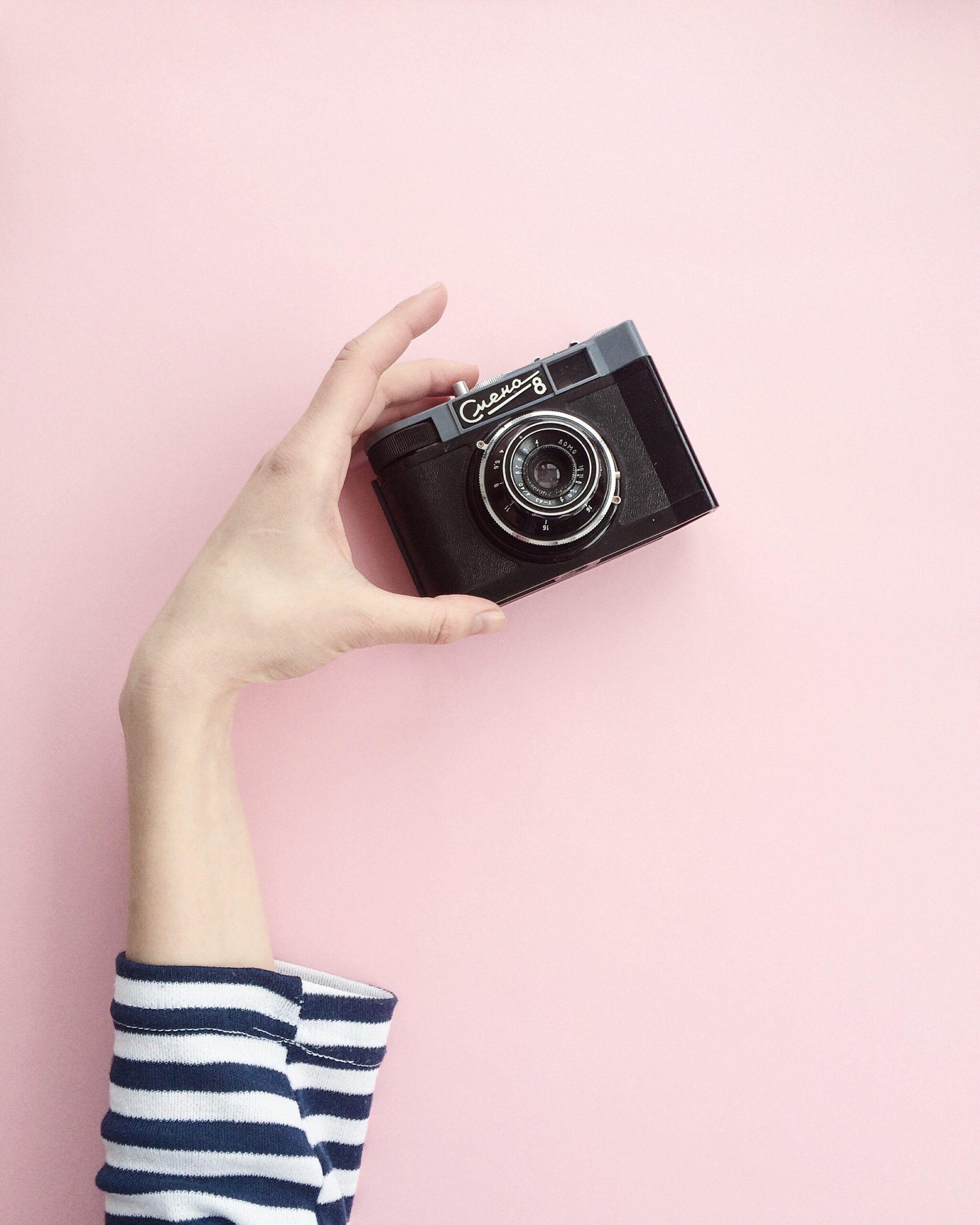 3 ejercicios para hacer que la fotografía se vuelva terapéutica cada día